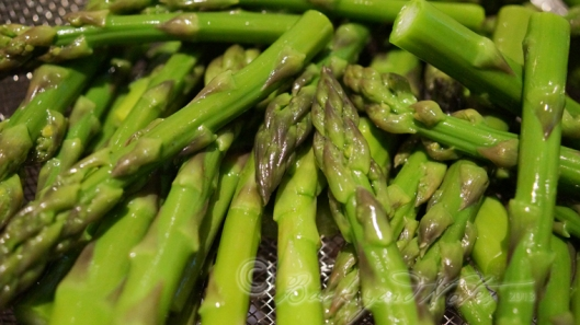 Washington asparagus