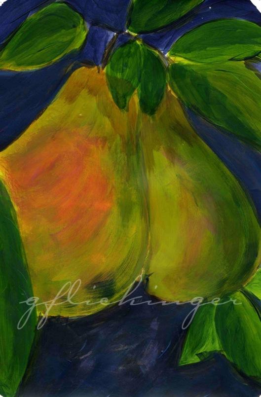 Pear study #2