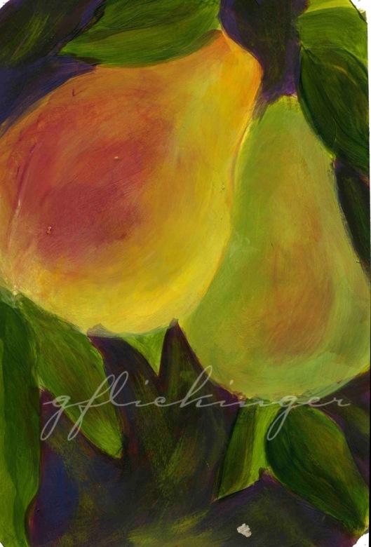 Pear study #3