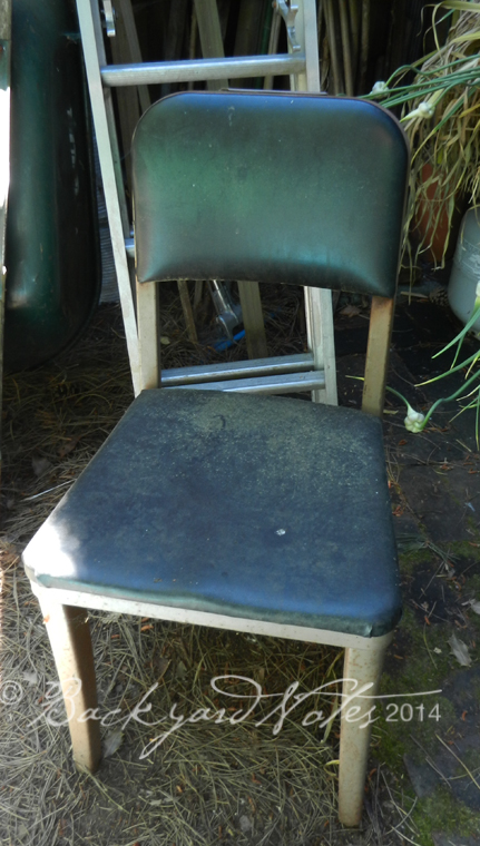 1950's (?) era Steelcase chair