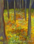18_Van Gogh study 'Undergrowth'