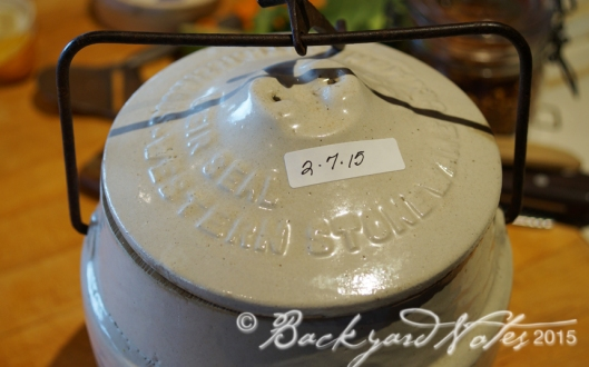 The Western Stoneware with Weir Seal
